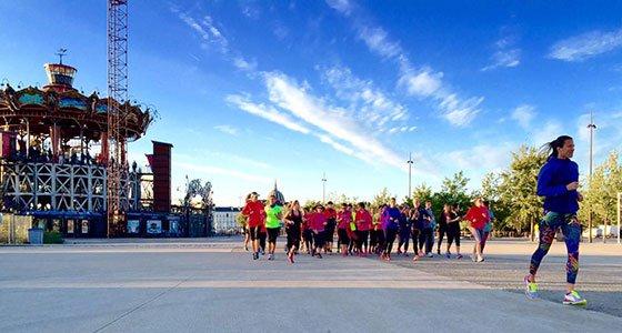 Team Building sportif à Nantes.