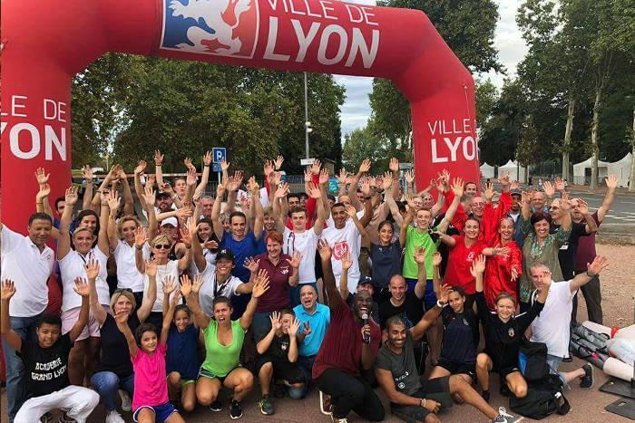 Sport en entreprise à Lyon