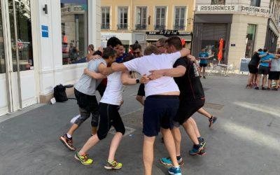 Team Building sportif à Bordeaux