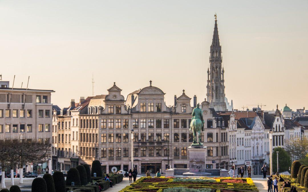Séminaire sportif (Team building) à Bruxelles