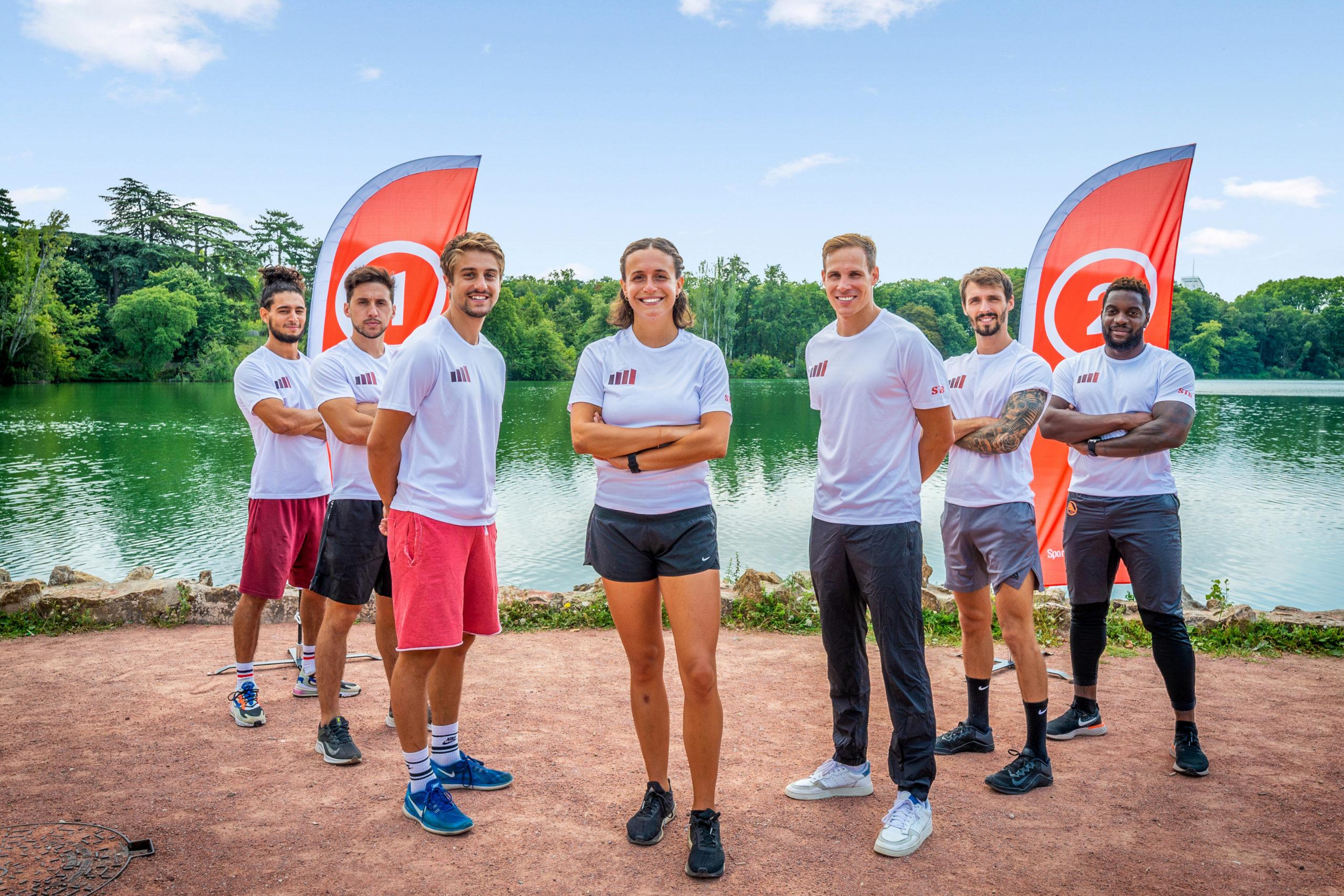 les séminaires sportif de l'équipe sport team building